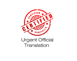 Traducciones Certificadas