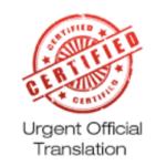 Traducciones Certificadas por Perito Traductor